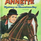 Walt Disneys Annette and the Mystery at Moonstone Bay 1962 Hardcopy
