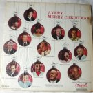 A Very Merry Christmas Vol 3 lp Various Artists Grants css-997