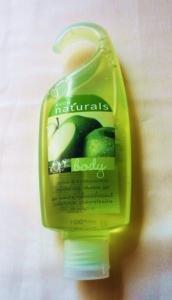 New: Naturals Body Apple and Honeysuckle Shower Gel - 5 fl oz