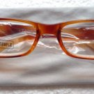 New +2.50 Reading Glasses Tortoise Eyeglasses with Pouch Cleaning Cloth Included