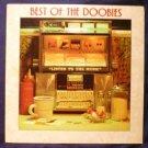 Best Of The Doobies - the Doobie Brothers lp bsk 3112