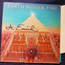 All N All lp by Earth Wind and Fire with Orig Sleeve and Poster Included jc34905