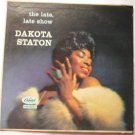 The Late Late Show - Dakota Staton lp T876