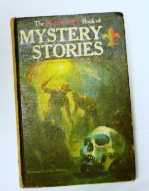 The Boys Life Book of Mystery Stories 1963 bsa