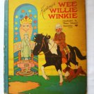 Wee Willie Winkie by Rudyard Kipling - An Officer and a Gentleman Illust Marie S Frobisher