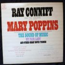 Music From Mary Poppins / The Sound of Music / My Fair Lady lp by Ray Conniff