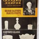 The Antiques Journal August 1969 Baxters Famous Prints