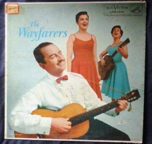 The Wayfarers - Self Titled - 1950s lp lpm - 1213