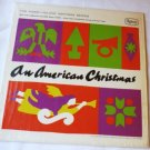 Agway Holiday Heritage lp - An American Christmas nm ls1607
