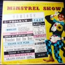 A Complete Authentic Minstrel Show - Gas Light Production lp p-1600