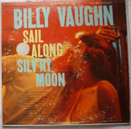 Sail Along Silvry Moon lp - Billy Vaughn dlp 3100