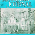 The Antiques Journal January-February 1968 Victorian Elegance Homes