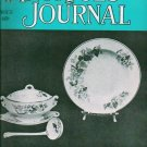 The Antiques Journal October 1967 Belleek  Stamps