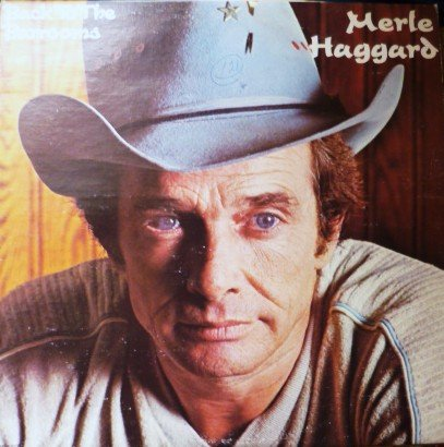 Back To The Barrooms lp - Merle Haggard mca-5139