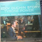 The Eddy Duchin Story - Tyrone Power - 6 eye lp cl 790