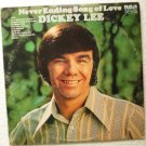 Dickey Lee - Never ending Song Of Love - lp lsp-4637