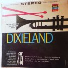 Drumsticks Trumpets and Dixieland lp by Various Artists Stereo k-164