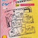 Vintage Aunt Marthas Hot Iron Transfers No 3305 Barnyard Romance