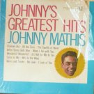 Johnnys Greatest Hits - Johnny Mathis 1962 lp cl 1133