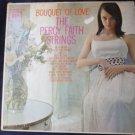 Bouquet of Love The Percy Faith Strings - 6 eye lp cl1681 VG+