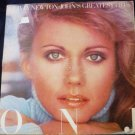 Greatest Hits lp Olivia Newton John Gatefold mca 3028