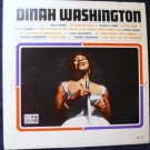 Dinah Washington - A Memorial Tribute to Various Artists lp cs 215