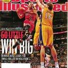 Unread - Sports Illustrated April 18 2011 Derrick Rose Masters Classic Manny Ramirez