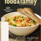 Kraft Food and Family Magazine Fall 2007 Speedy Suppers