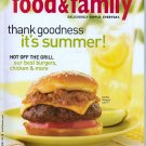 Kraft Food and Family Magazine Summer 2008