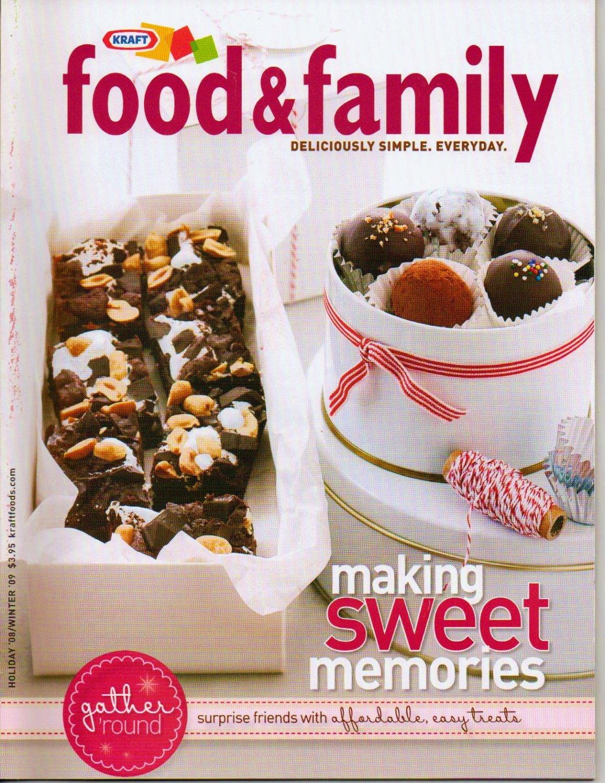 Kraft Food and Family Magazine Holiday 2008 - Winter 2009