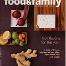 Kraft Food and Family Magazine Winter 2004