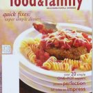 Unread Kraft Food and Family Magazine Fall 2005