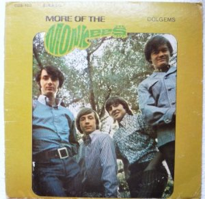 More of the Monkees lp - The Monkees cos-102