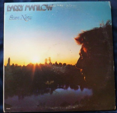 Even Now lp by Barry Manilow ab4164