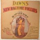 Dawns New Ragtime Follies - Tony Orlando lp bell 1130 vgc