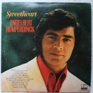 Sweetheart lp by Engelbert Humperdinck xpas 71043 nm-