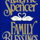 Family Blessings a novel by Lavyrle Spencer Hardcopy 0399139060