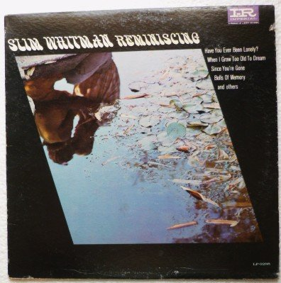 Reminiscing by Slim Whitman lp 9288 Near Mint-