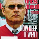 Sports Illustrated - Unread - June 6 2011 Jim Tressel Stanley Cup Finals