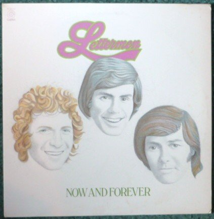 Now And Forever lp - Lettermen R-123705