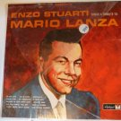 Enzo Stuarti Sings lp A Tribute to Mario Lanza ND 2236