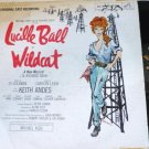 Wildcat lp w Lucille Ball The Original Cast Recording loc-1060