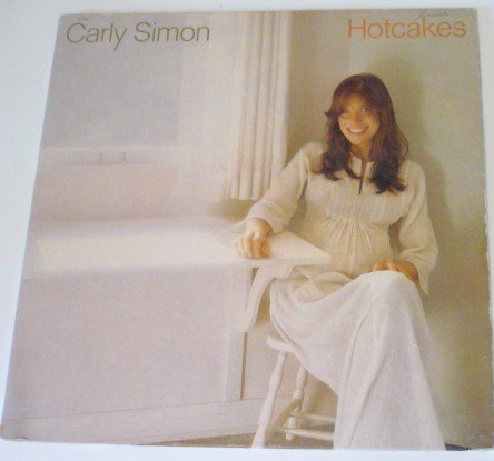 Hotcakes Carly Simon lp 7E 1002