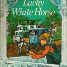 Lucky Lucky White Horse - Beryl Epstein TW3243