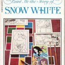 Paint Me the Story of Snow White Paperback 0448124270