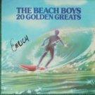 20 Golden Greats lp by The Beach Boys emtv1