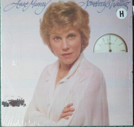 Somebodys Waiting lp by Anne Murray Soo12064