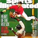 Sports Illustrated - Unread - August 15 2011 - Dustin Pedroia-Boston Red Sox