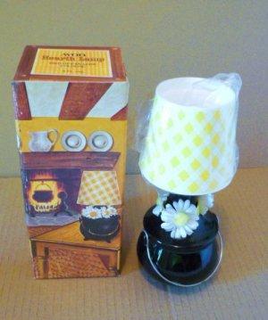 Avon Hearth Lamp Bird of Paradise 8 oz Cologne Vintage NIB