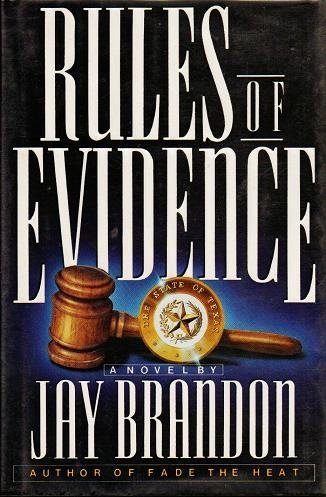 Rules of Evidence - Jay Brandon - 1st Edition 0671731742